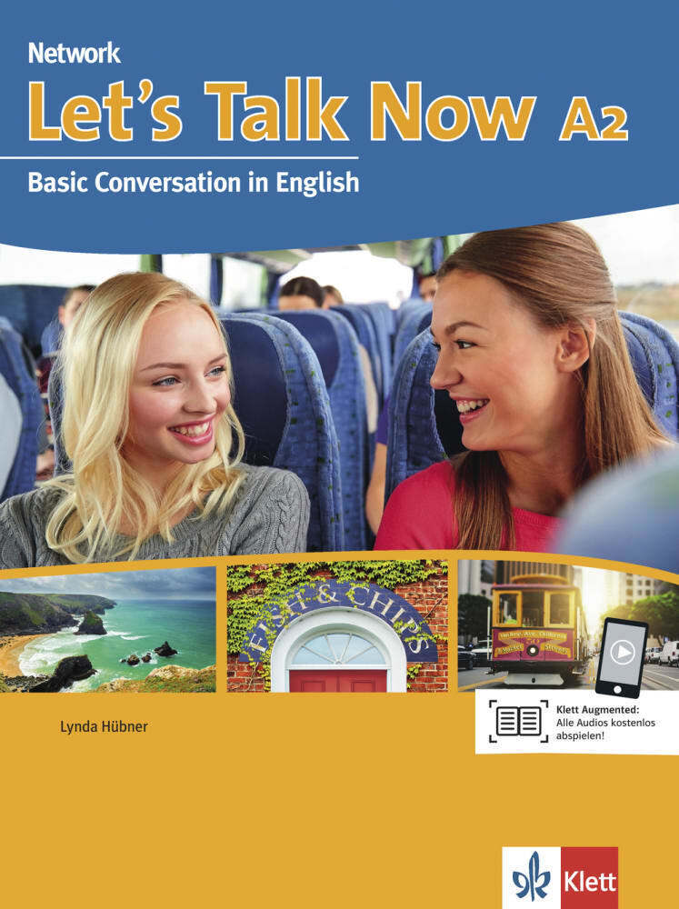 Network Now. Let's talk now A2 als Buch