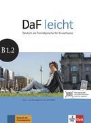 DaF leicht B1.2. Kurs- und Übungsbuch + DVD-ROM