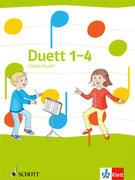 Duett - Neubearbeitung. Liederbuch 1.-4. Schuljahr