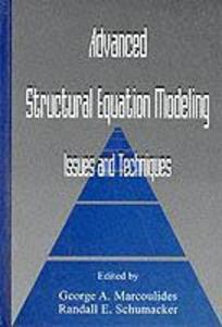 Advanced Structural Equation Modeling als Buch (gebunden)