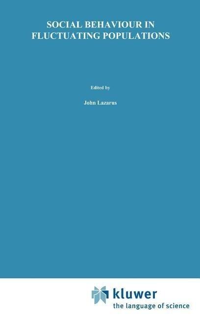 Social Behaviour in Fluctuating Populations als Buch (gebunden)