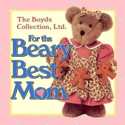 For the Beary Best Mom als Buch (gebunden)