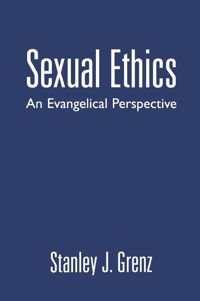 Sexual ethics als Taschenbuch