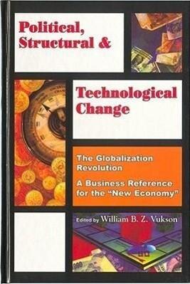 Political, Structural and Technological Change als Buch (gebunden)