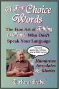 Few Choice Words: The Fine Art of Talking to People Who Don't Speak Your Language