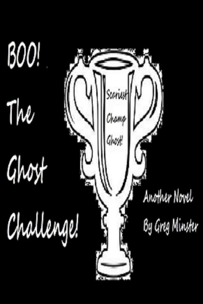 BOO! The Ghost Challenge als eBook epub