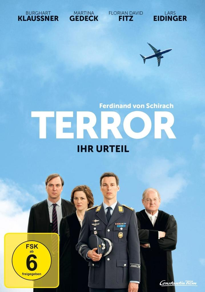 Terror als DVD