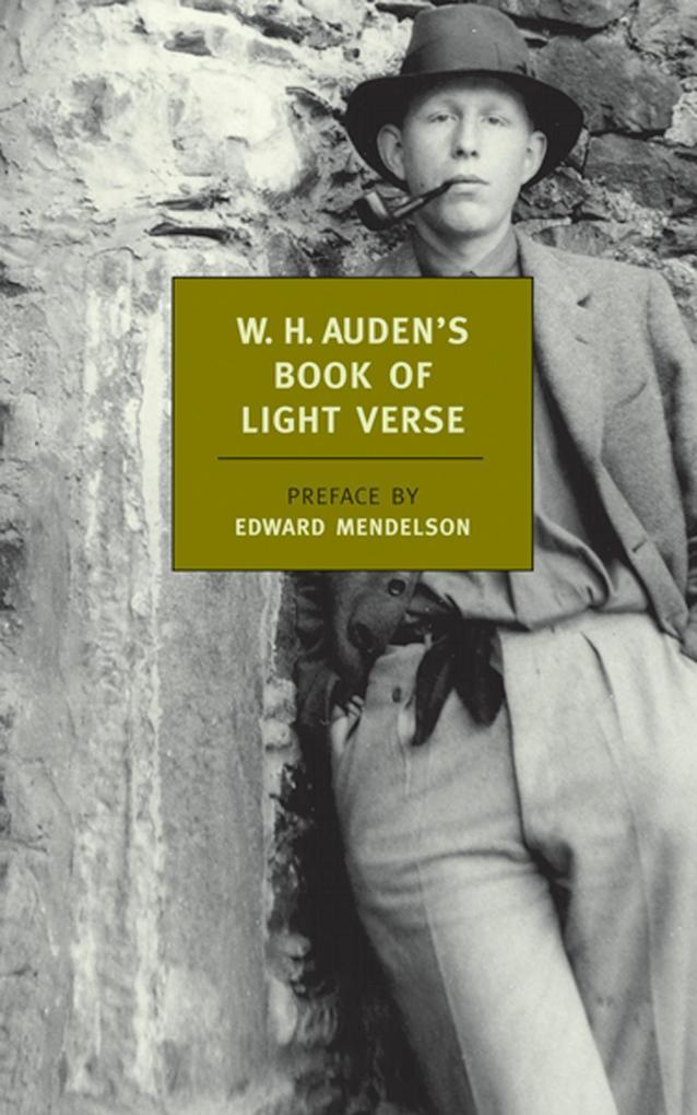 W. H. Auden's Book of Light Verse als Taschenbuch