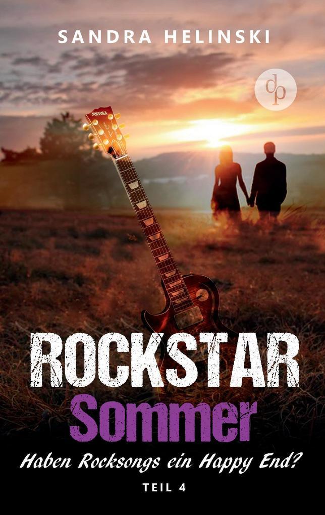 Haben Rocksongs ein Happy End? - Rockstar Sommer (Teil 4) als Buch (kartoniert)