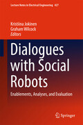 Dialogues with Social Robots