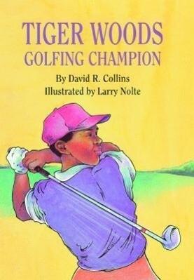 Tiger Woods als Buch (gebunden)