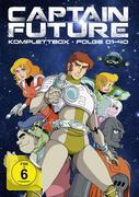 Captain Future Komplettbox