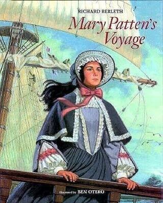 Mary Patten's Voyage als Buch (gebunden)