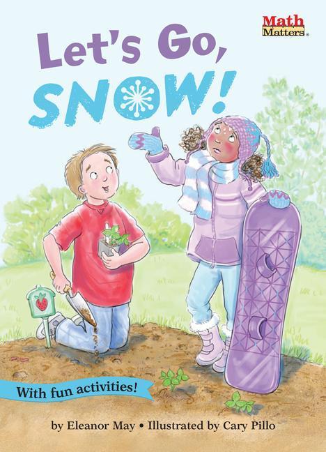 Let's Go, Snow!: Temperature Measurement als Taschenbuch