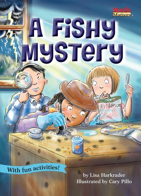 A Fishy Mystery: Venn Diagrams als Taschenbuch