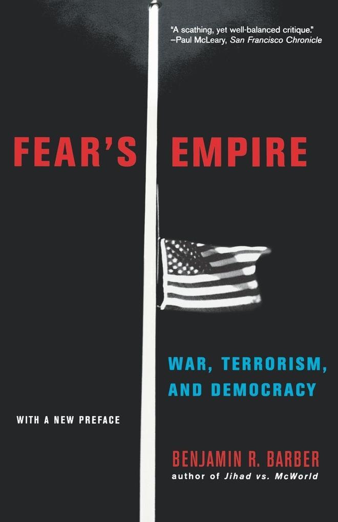 Fear's Empire: War, Terrorism, and Democracy als Taschenbuch