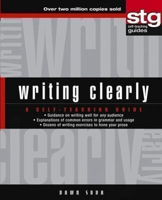 Writing Clearly: A Self-Teaching Guide als Taschenbuch