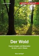 Der Wald - Kopiervorlagen und Materialien