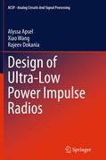 Design of Ultra-Low Power Impulse Radios