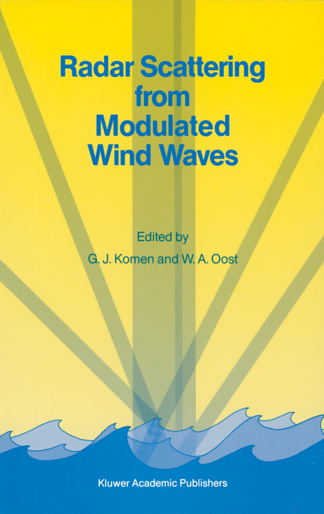 Radar Scattering from Modulated Wind Waves als Buch (gebunden)