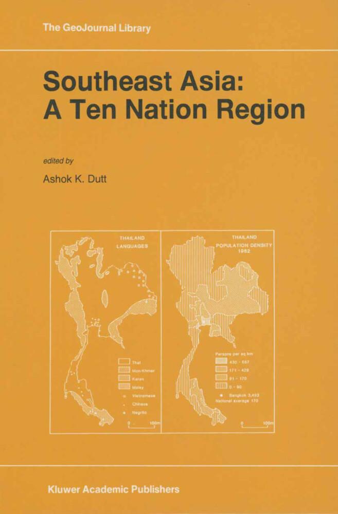 Southeast Asia: A Ten Nation Regior als Buch (gebunden)