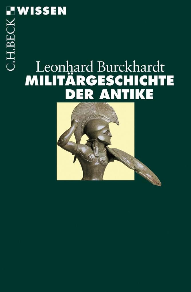 Militärgeschichte der Antike als eBook epub