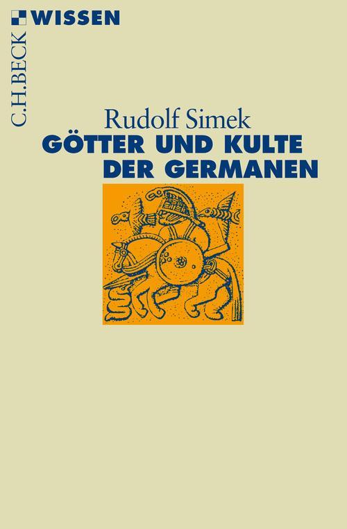 Götter und Kulte der Germanen als eBook pdf