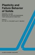 Plasticity and failure behavior of solids