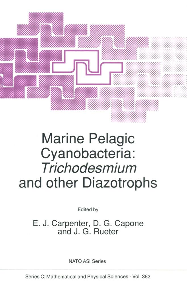 Marine Pelagic Cyanobacteria: Trichodesmium and other Diazotrophs als Buch (gebunden)