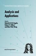 Analysis and Applications - ISAAC 2001