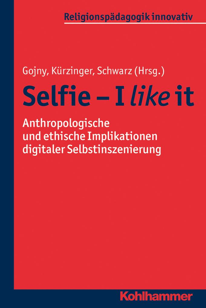 Selfie - I like it als eBook pdf