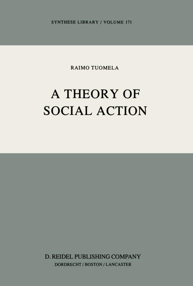 A Theory of Social Action als Buch (gebunden)