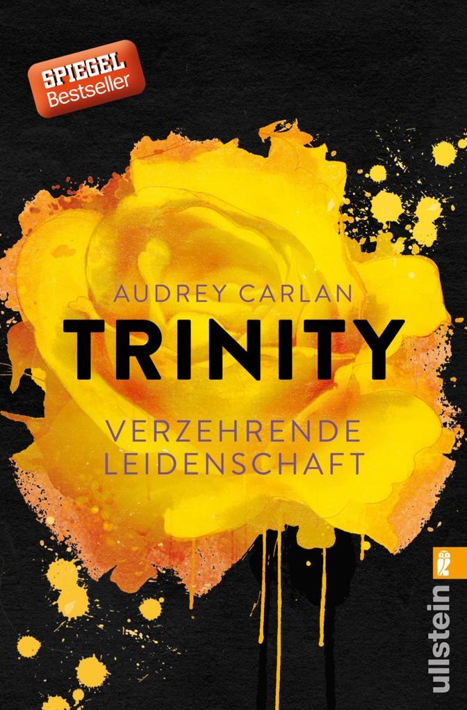 Trinity - Verzehrende Leidenschaft als eBook epub