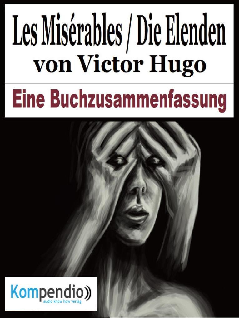 Les Misérables / Die Elenden von Victor Hugo als eBook epub