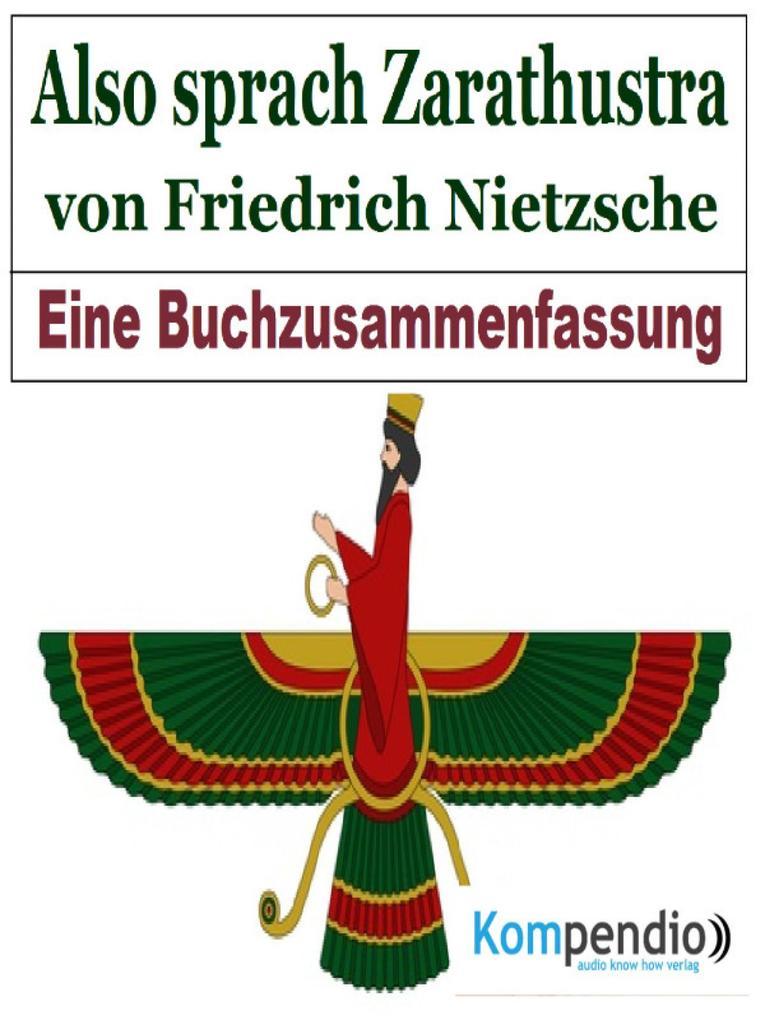 Also sprach Zarathustra von Friedrich Nietzsche als eBook epub