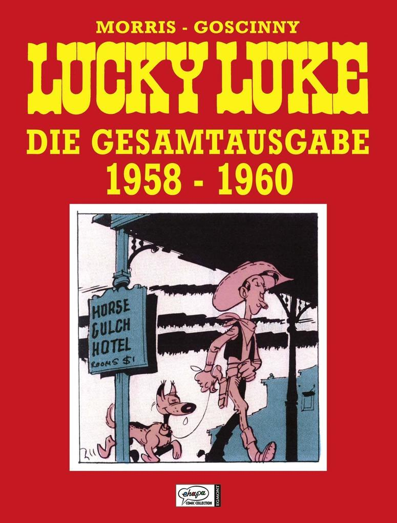 Lucky Luke Gesamtausgabe 1958 - 1960 als Buch (gebunden)