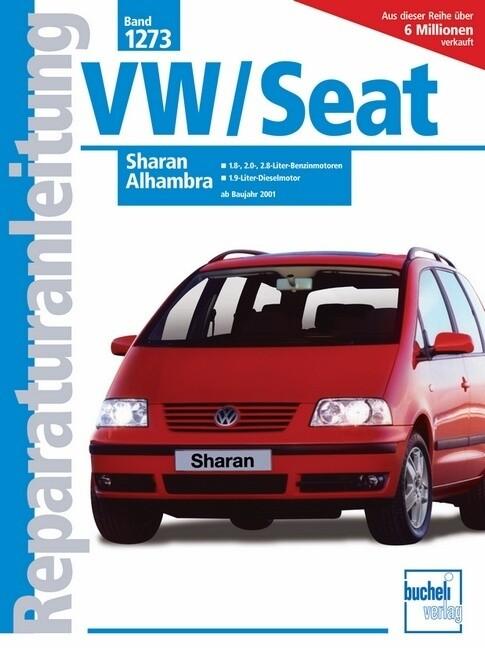 VW Sharan / Seat Alhambra; . als Buch (gebunden)