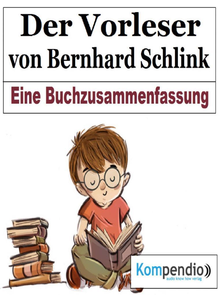 Der Vorleser von Bernhard Schlink als eBook epub