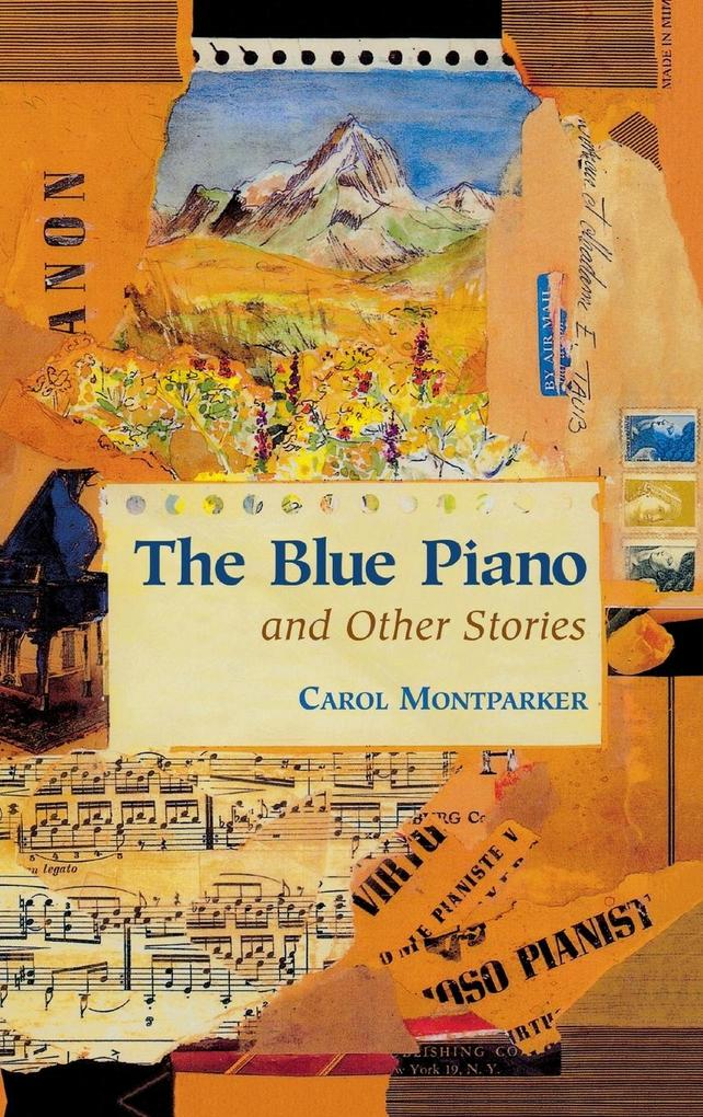 The Blue Piano and Other Stories als Buch (gebunden)