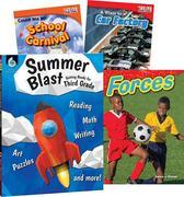 Learn-At-Home: Summer Stem Bundle Grade 3