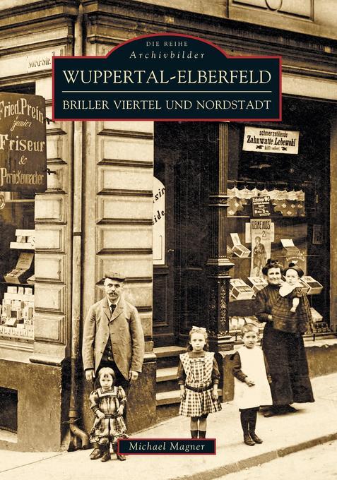Wuppertal - Elberfeld als Buch (kartoniert)