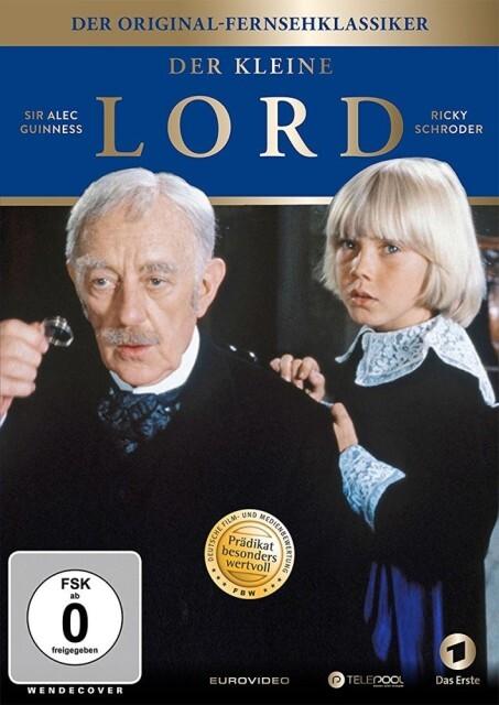 Der kleine Lord als DVD