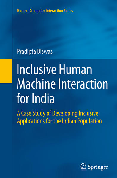 Inclusive Human Machine Interaction for India als Buch (kartoniert)