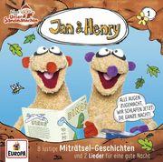 Jan & Henry 01. 8 Rätsel und 2 Geschichten