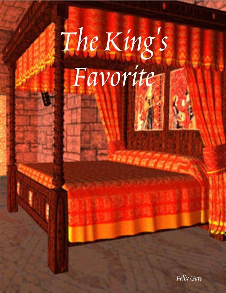 The King's Favorite als eBook epub