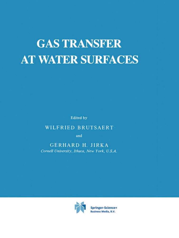 Gas Transfer at Water Surfaces als Buch (gebunden)