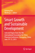 Smart Growth and Sustainable Development