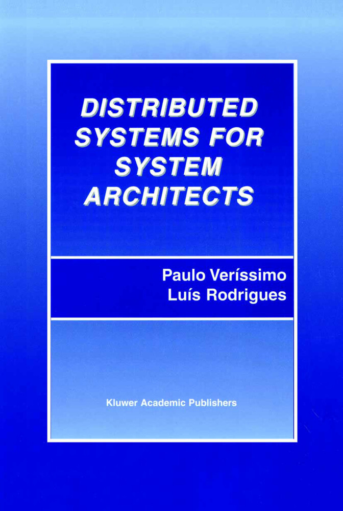 Distributed Systems for System Architects als Buch (gebunden)