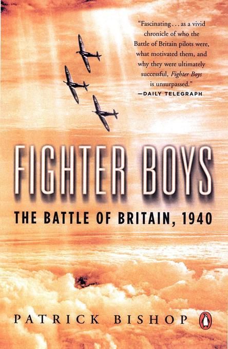 Fighter Boys: The Battle of Britain, 1940 als Taschenbuch