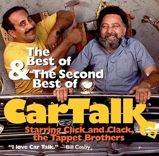 The Best and the Second Best of Car Talk als Hörbuch CD